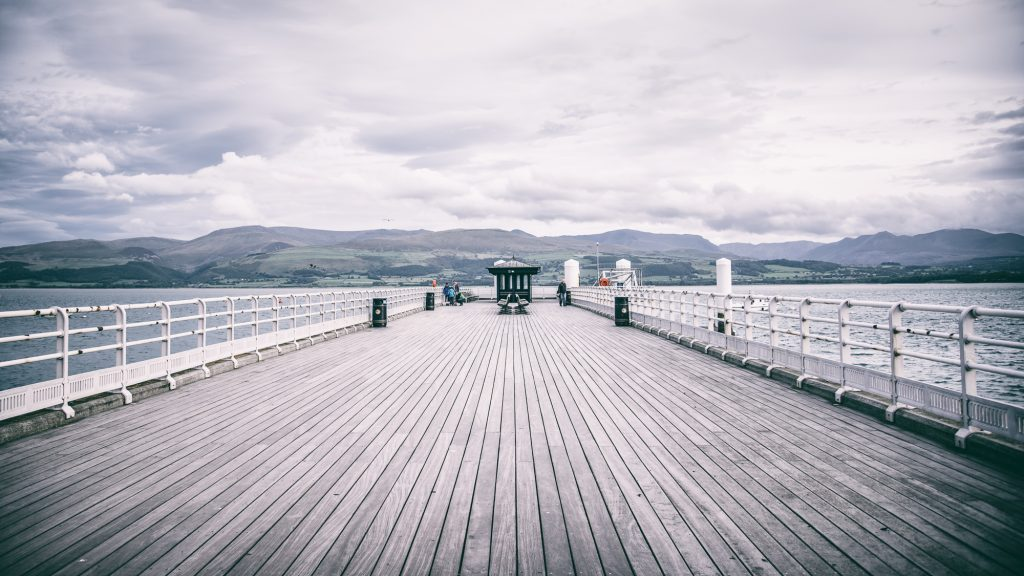 Photograph of Beaumars Pier in North Wales taken on a Welshot Photographic Academy Evening and a Learn Your Camera Workshop